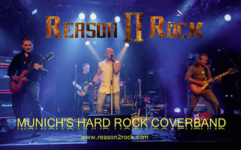 HALLOWEEN-ROCK-PARTY mit REASON 2 ROCK